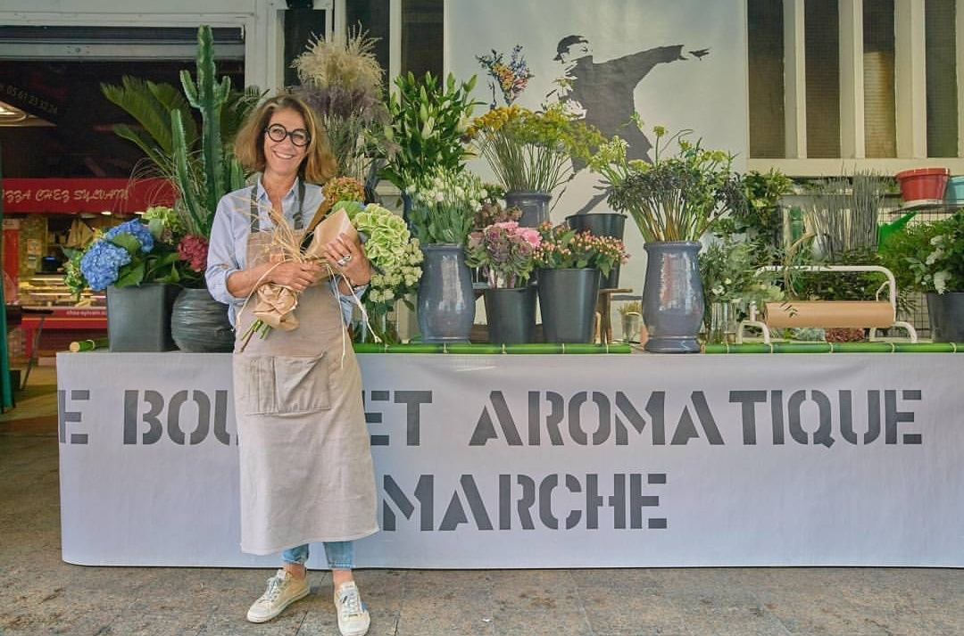 Le Bouquet Aromatique du Marché Victor Hugo | Virginie